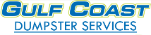 Gulf Coast Dumpsters Logo